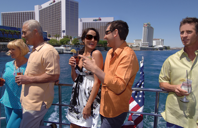 Your group will love a day on the river with a Laughlin cruise