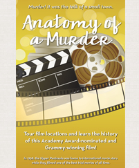 Anatomy of a Murder Film Itinerary