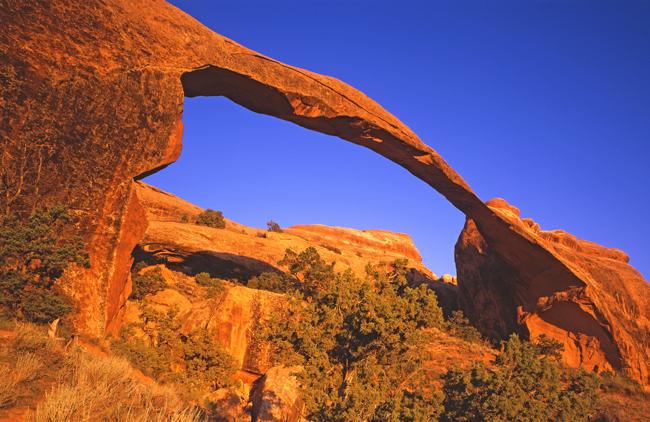 Arches National Park, by Tom Till, courtesy NPS