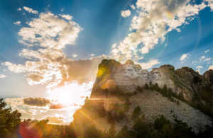 Mount Rushmore National Memorial // See the 60-foot faces in all their glory.
