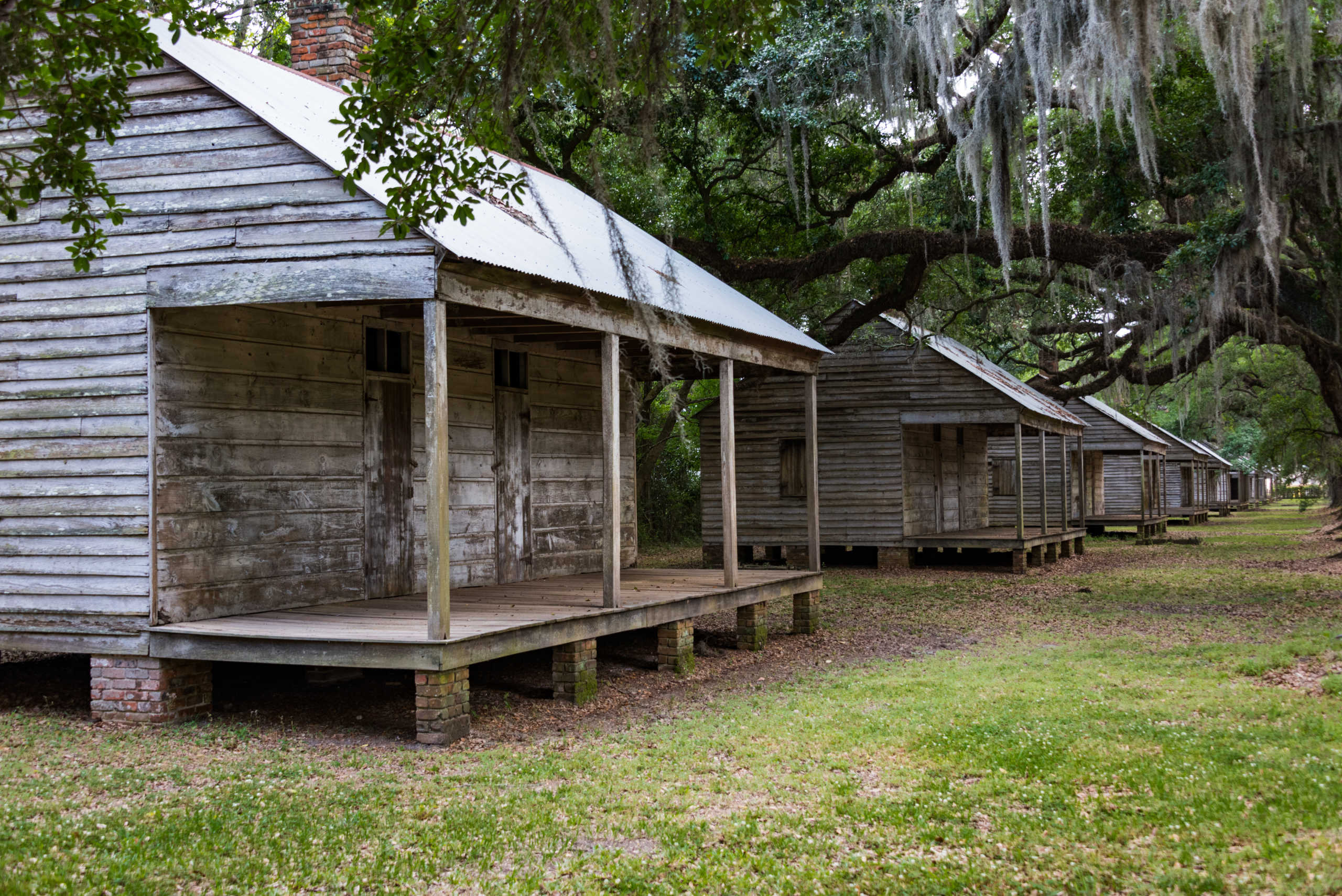 See the most intact plantation complex in New Orleans Plantation Country